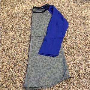 American Eagle 3/4 sleeve shirt